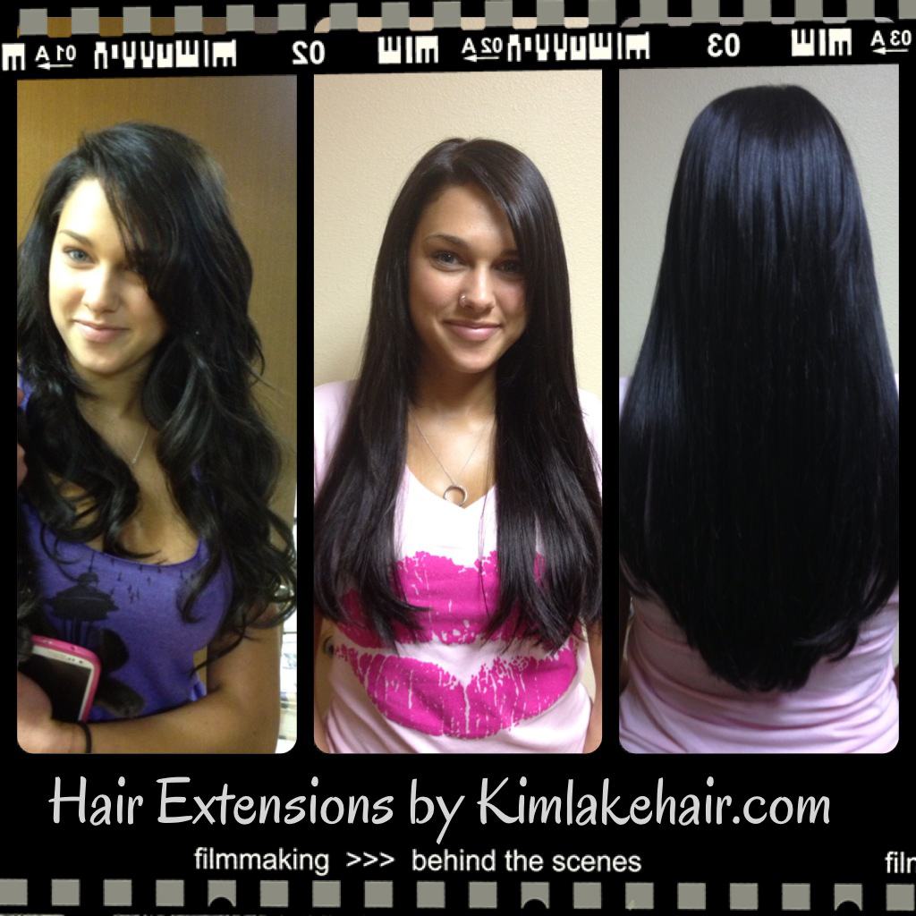 Kim lake hair seattle wa hair extensions custom blends hair custom blended red hair extensions pmusecretfo Gallery