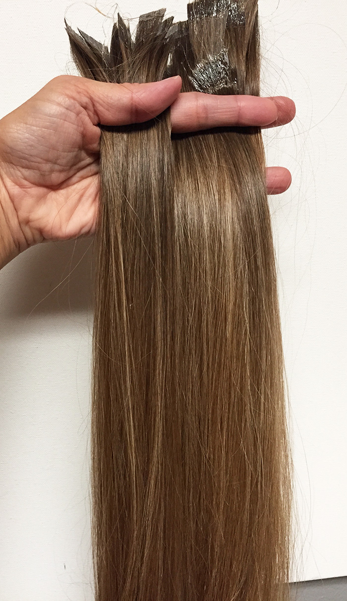Custom Blends Hair Extensions