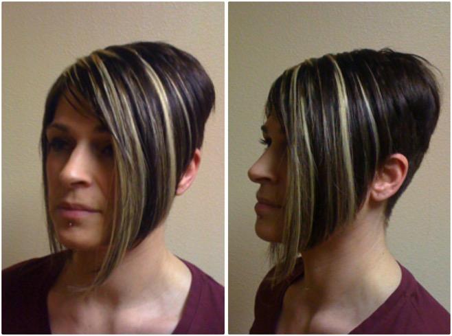 Kim lake hair seattle wa hair extensions custom blends hair hard angle bob hair extensions pmusecretfo Gallery