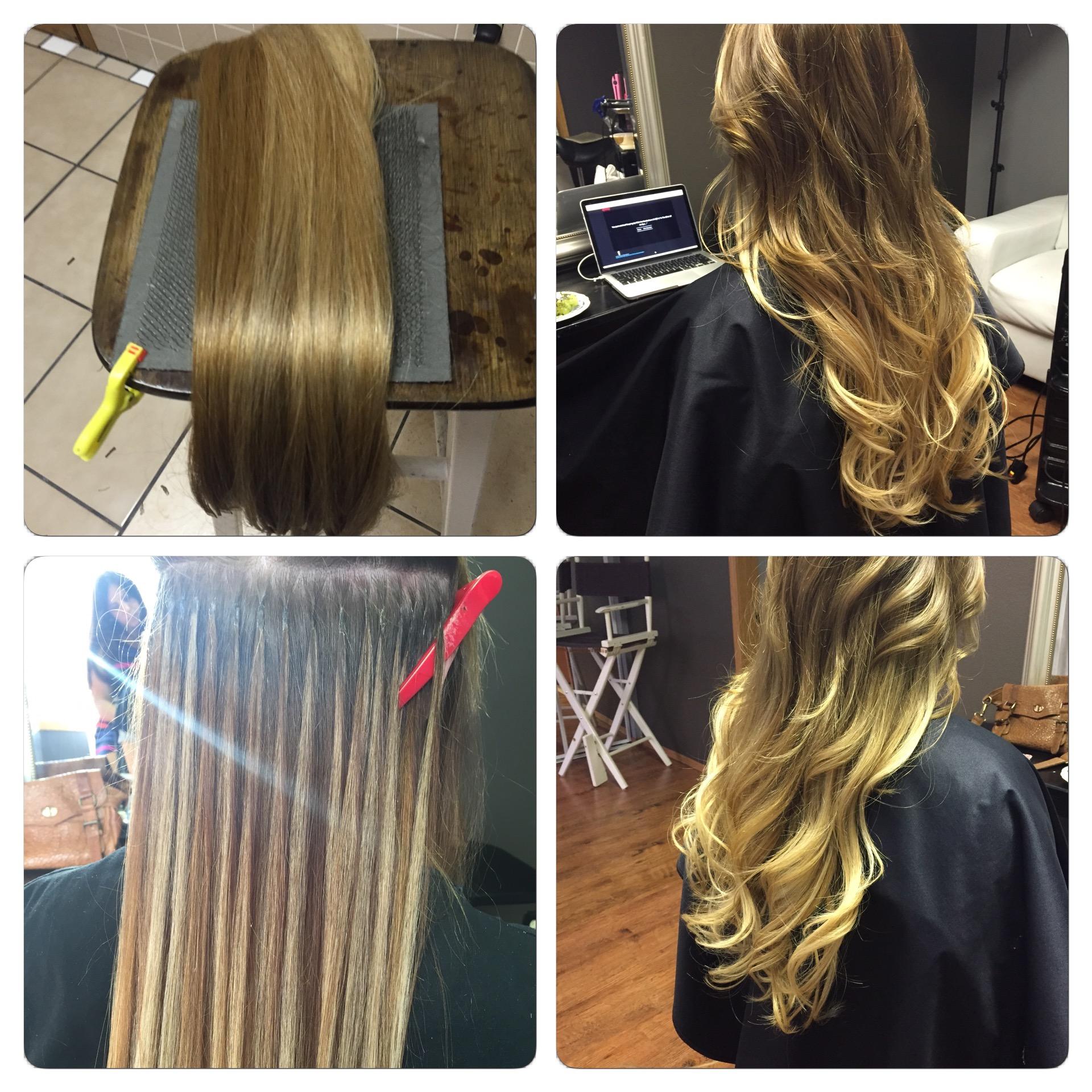 Hair Extension Specialist Kim Lake Hair Extension Salon Federal