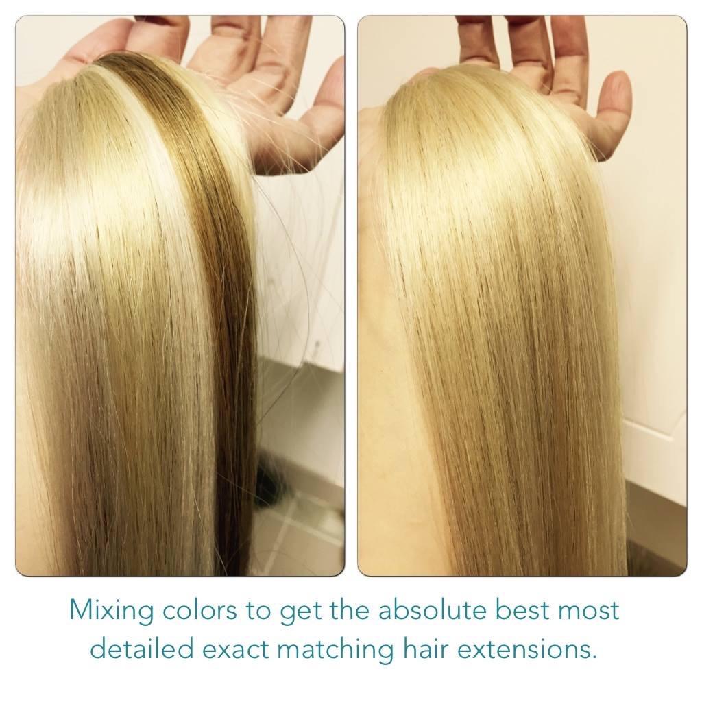 Kim Lake Hair Seattle Wa Hair Extensions Custom Blends Hair