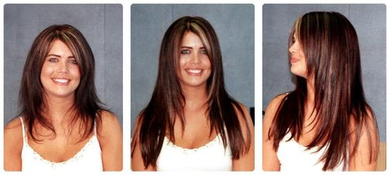 Kim lake hair seattle wa hair extensions custom blends hair 18 hair extensions on natalie pmusecretfo Choice Image