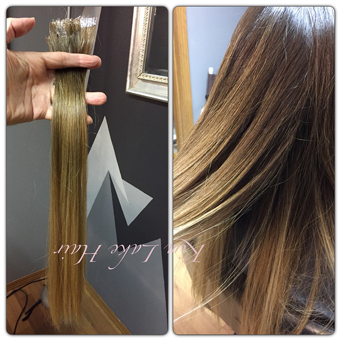 Hair extensions las vegas beverly hills los angeles soft fade ombre hair extensions custom blend double drawn top quality hair pmusecretfo Image collections