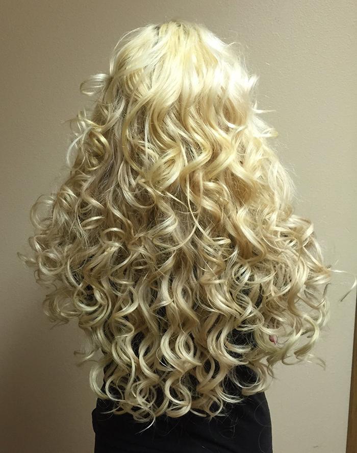 Kim lake hair seattle wa hair extensions custom blends hair super long thick blond hair extensions pmusecretfo Images